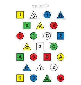 RE Factor, IQ Target