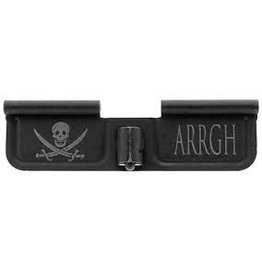 Spike's Tactical Ejection Port Door w/Pirate and Arrh Engraving
