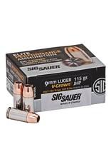 Sig Sauer Sig Sauer V Crown E9MMA1-365-20 9MM 115 JHP