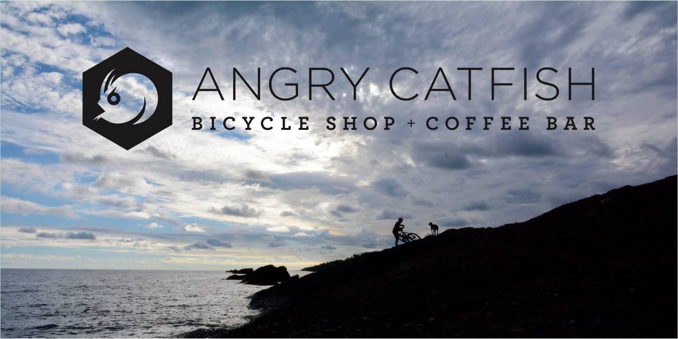 Angry Catfish Bicycle + Coffee