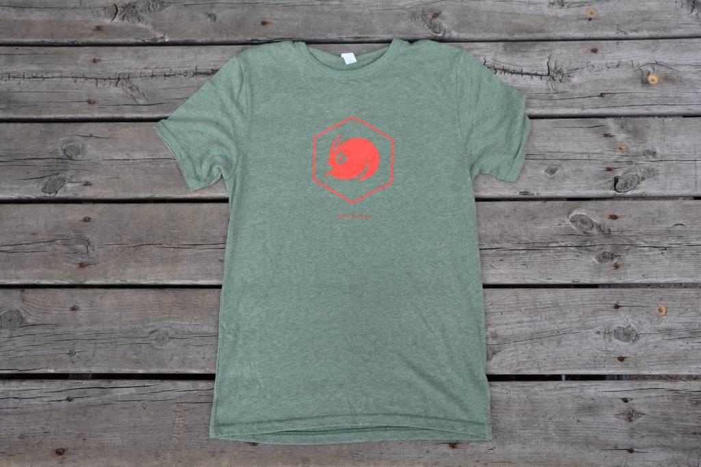 Angry Catfish Men's T-shirt -