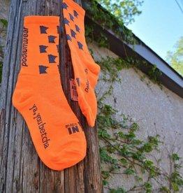 DeFeet Podiumwear 'You Betcha' Socks