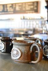 Angry Catfish Hand-Thrown Ceramic Mug