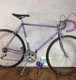 Raleigh Competition 56cm Road Bike PURPLE!