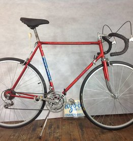 Follis French Made Road Bike- 60 cm Red