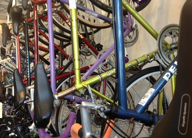 Rebuilt & Restored Bicycles