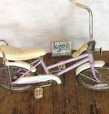 """Schwinn Starlet 18"""" Banana Seat Bike"""