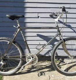 "Schwinn Sierra MTB 22"" (Chrome finish)"