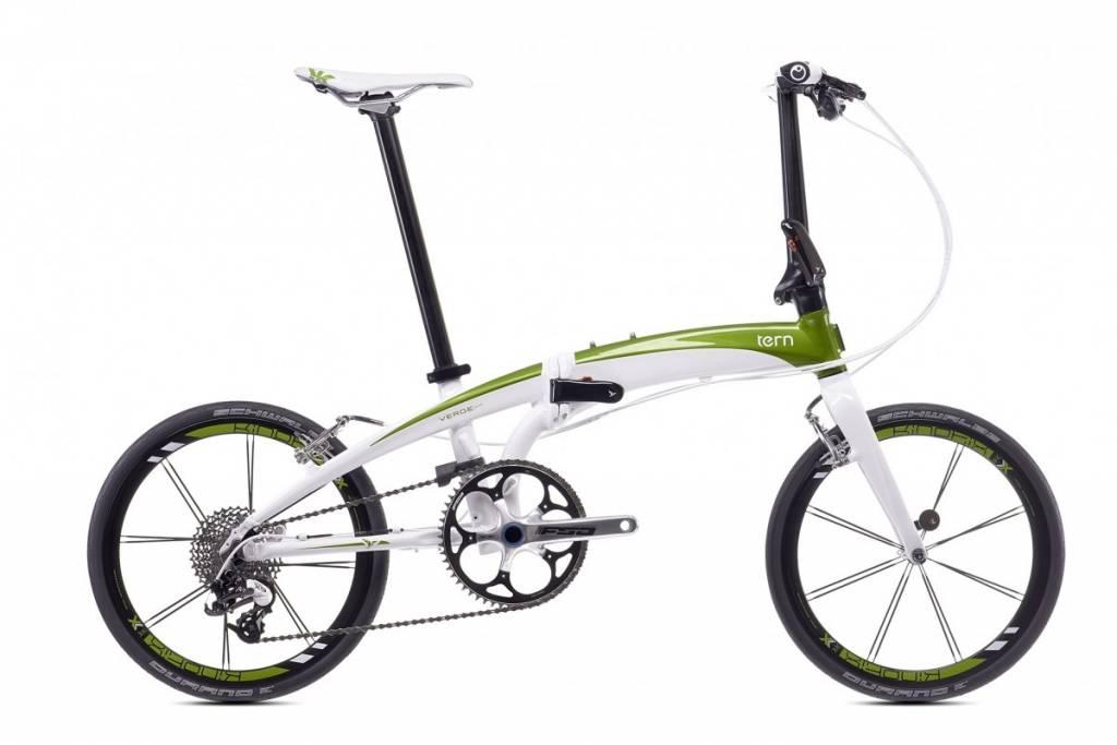 Tern Tern Verge X10 Green Aero Rims