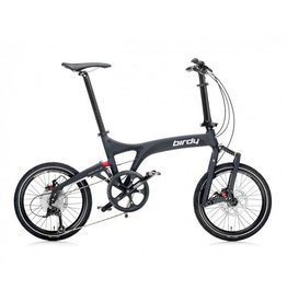 Birdy Birdy 9 Speed (Matte Charcoal)