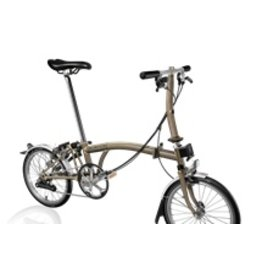 Brompton US2017 - S6L Raw Lacquer / Raw Lacquer