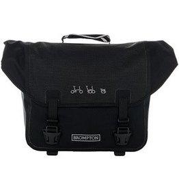 Brompton O Bag (Reflective Black)
