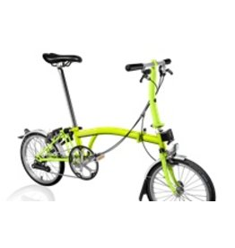 Brompton S2L Lime Green / Lime Green