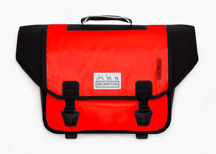 Brompton O Bag (Red)