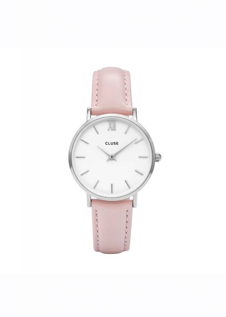 MINUIT SILVER WHITE/ PINK