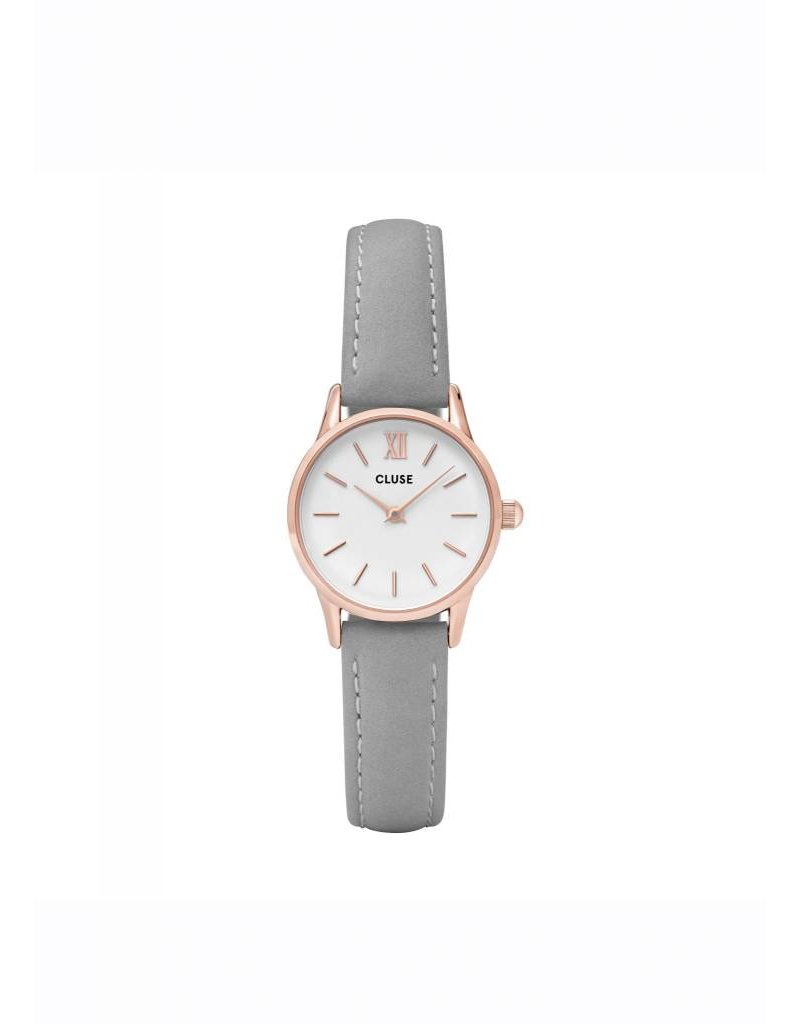 LA VEDETTE ROSE GOLD WHITE/ GREY