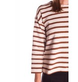 STRIPED FLEECE