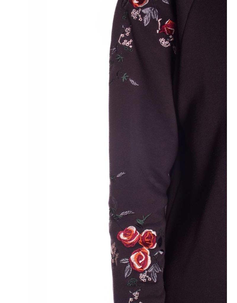 SOAKED IN LUXURY AGNETA SWEAT DRESS