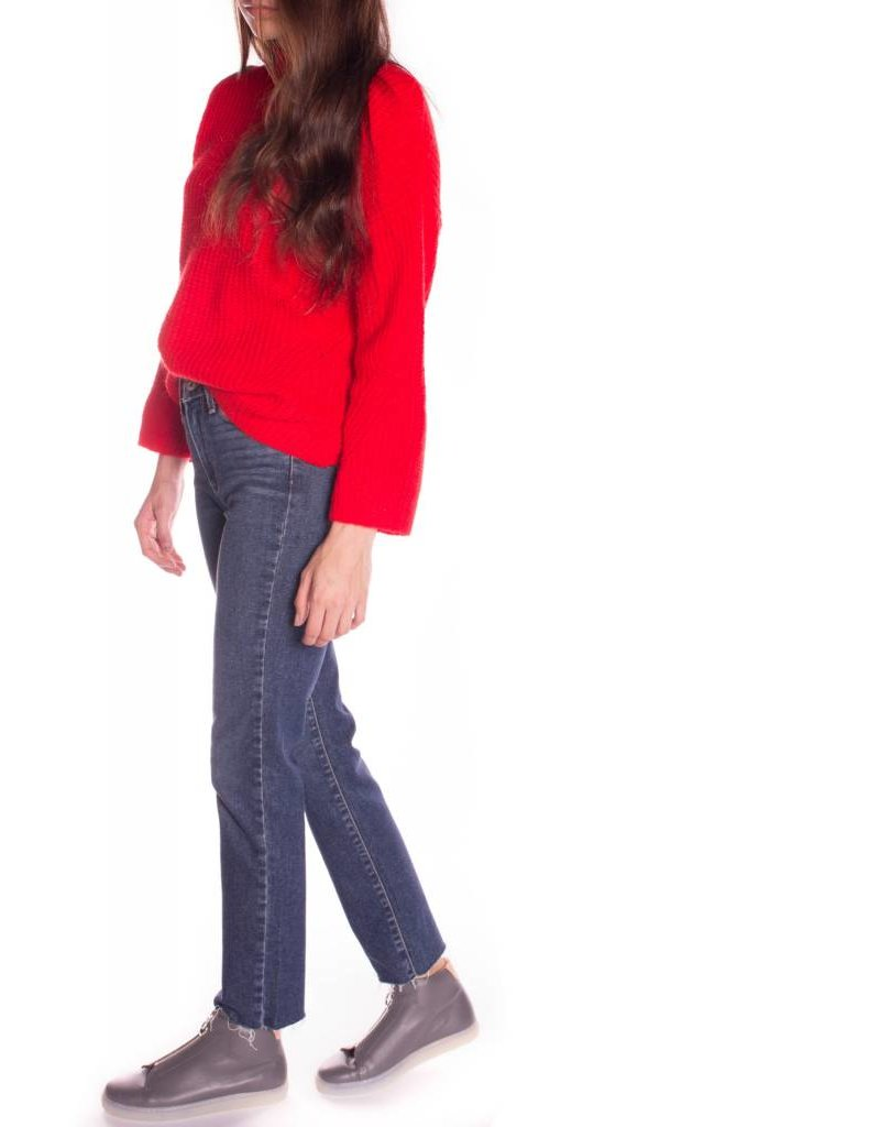 ODELE PULLOVER RED