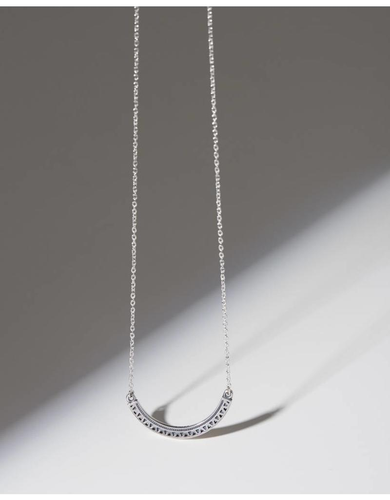 MYEL COLLIER PETITE AMAZONE EN ARGENT STERLING