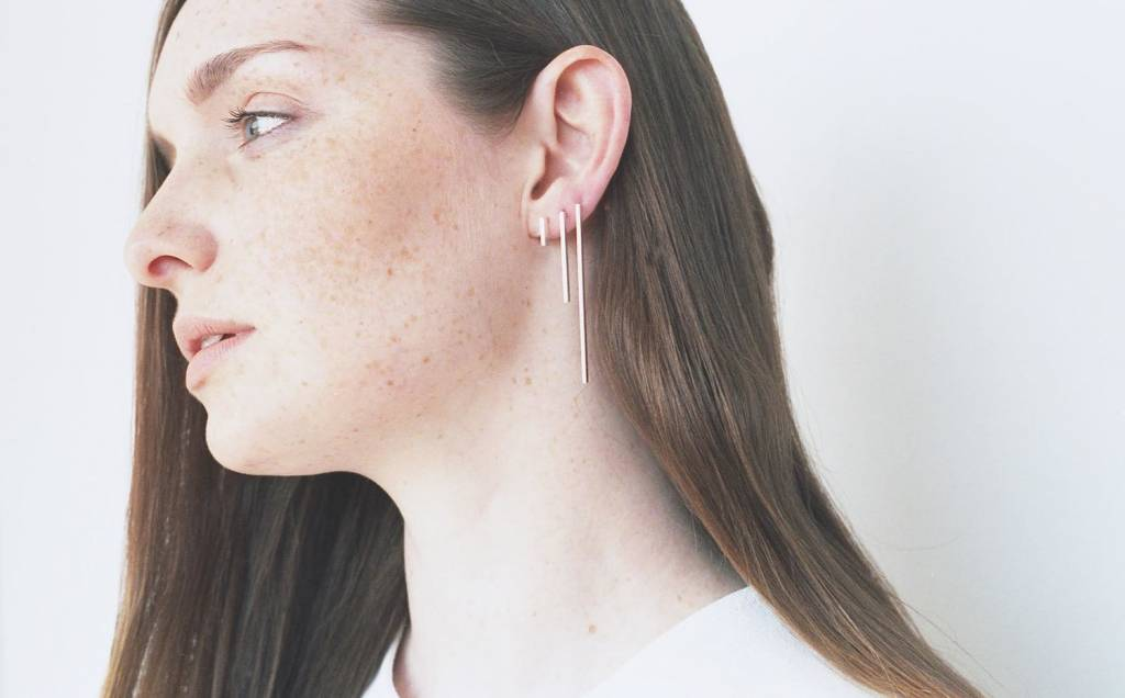 ARC JEWELLERY INCIDENCE II EARRINGS