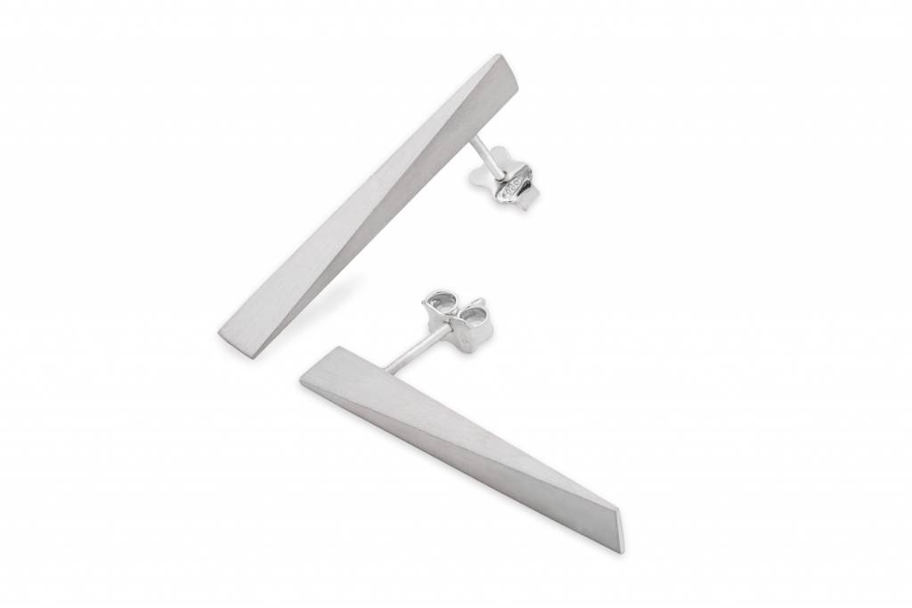 ARC JEWELLERY PARITY MAJUSCULE EARRINGS