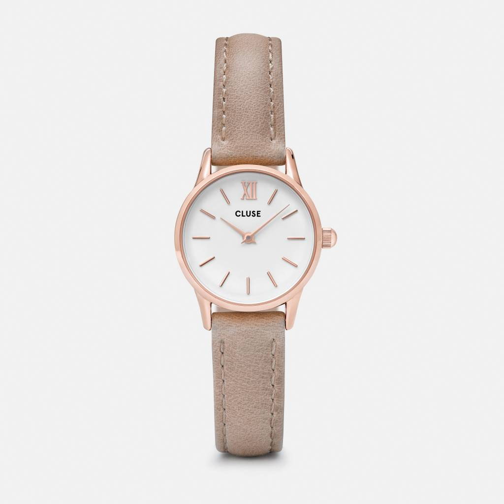 LA VEDETTE ROSE GOLD WHITE HAZELNUT