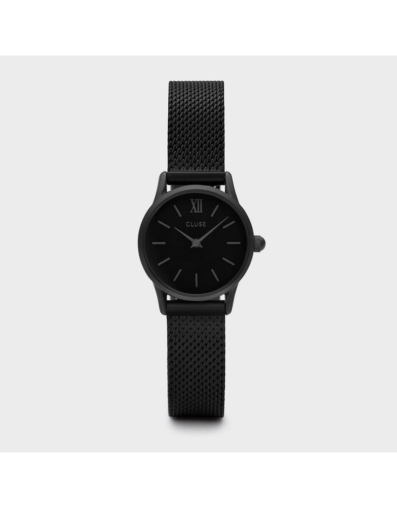 LA VEDETTE MESH FULL BLACK