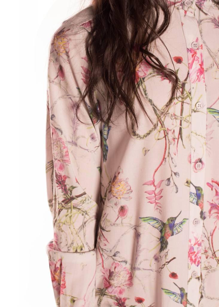 KAREN BY SIMONSEN STAMP SHIRT DRESS