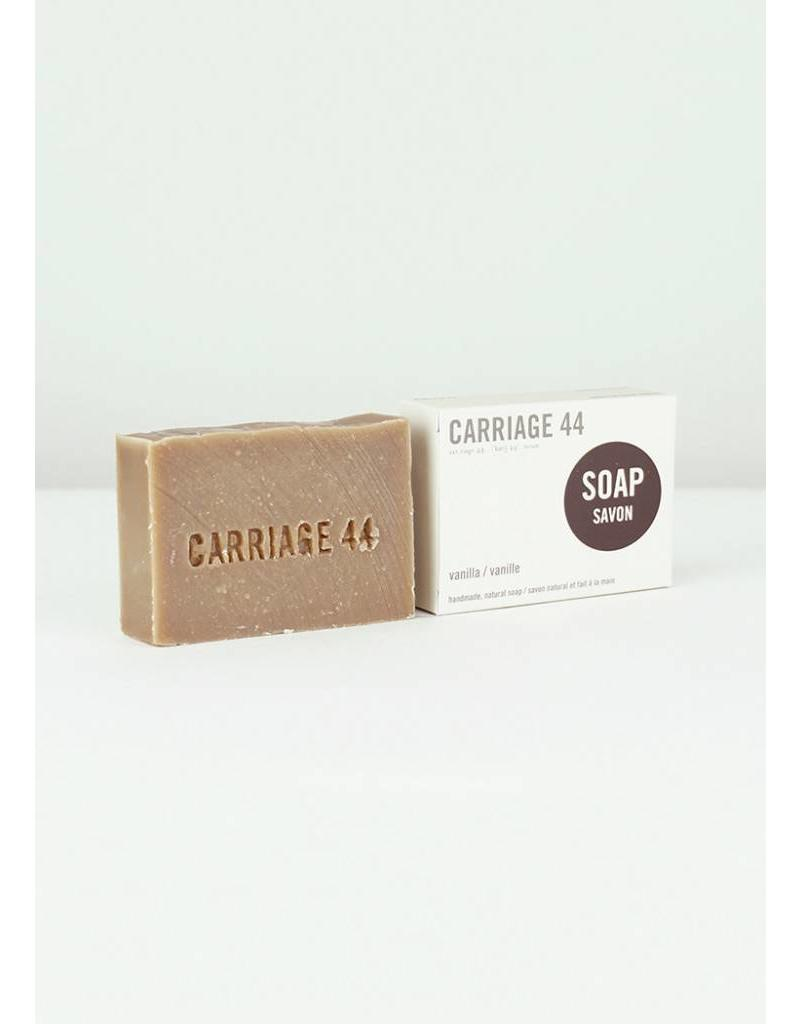 CARRIAGE 44 VANILLA SOAP