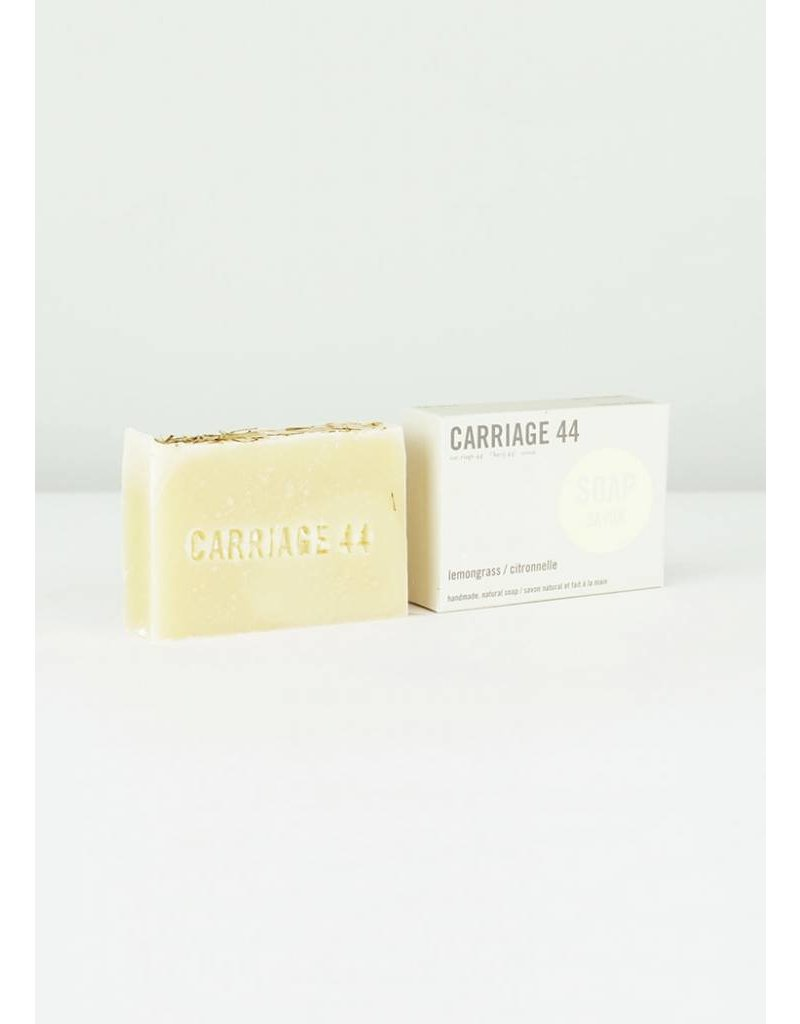 CARRIAGE 44 LEMONGRASS SOAP