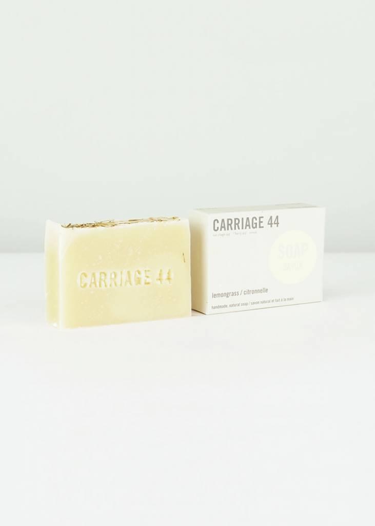 CARRIAGE 44 LEMONGRASS SOAP
