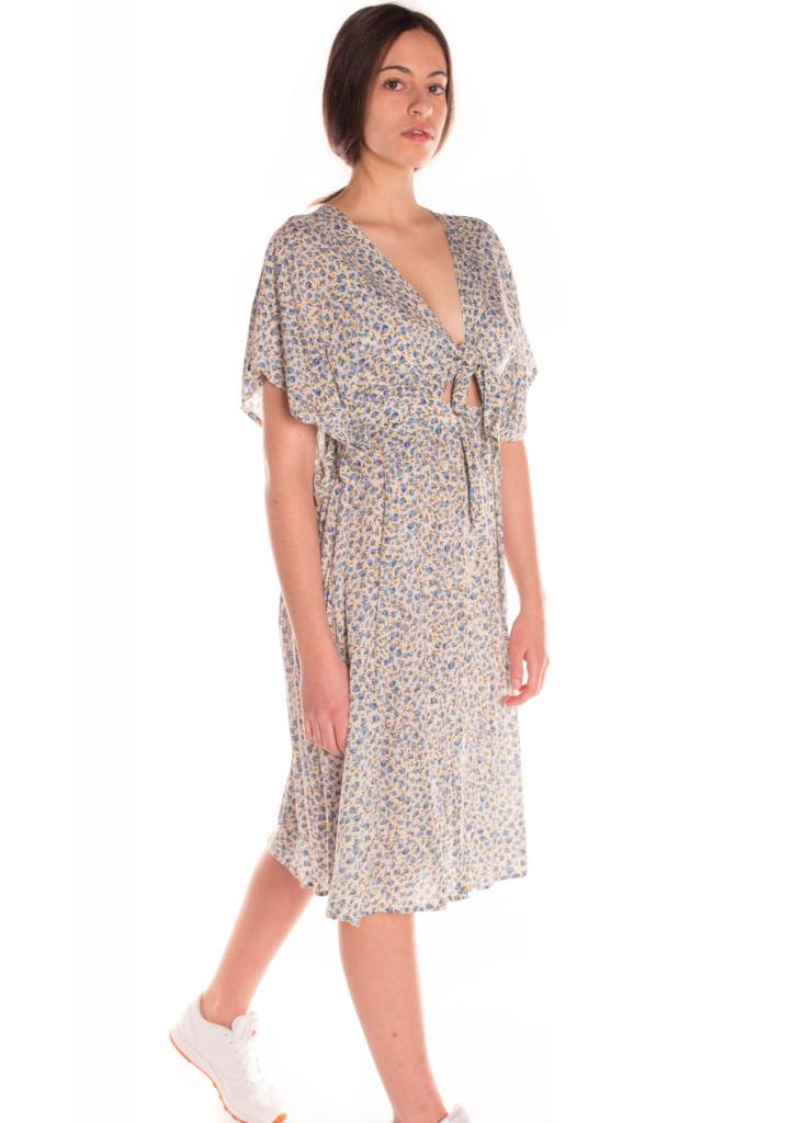FAITHFULL MASSIMO MIDI DRESS