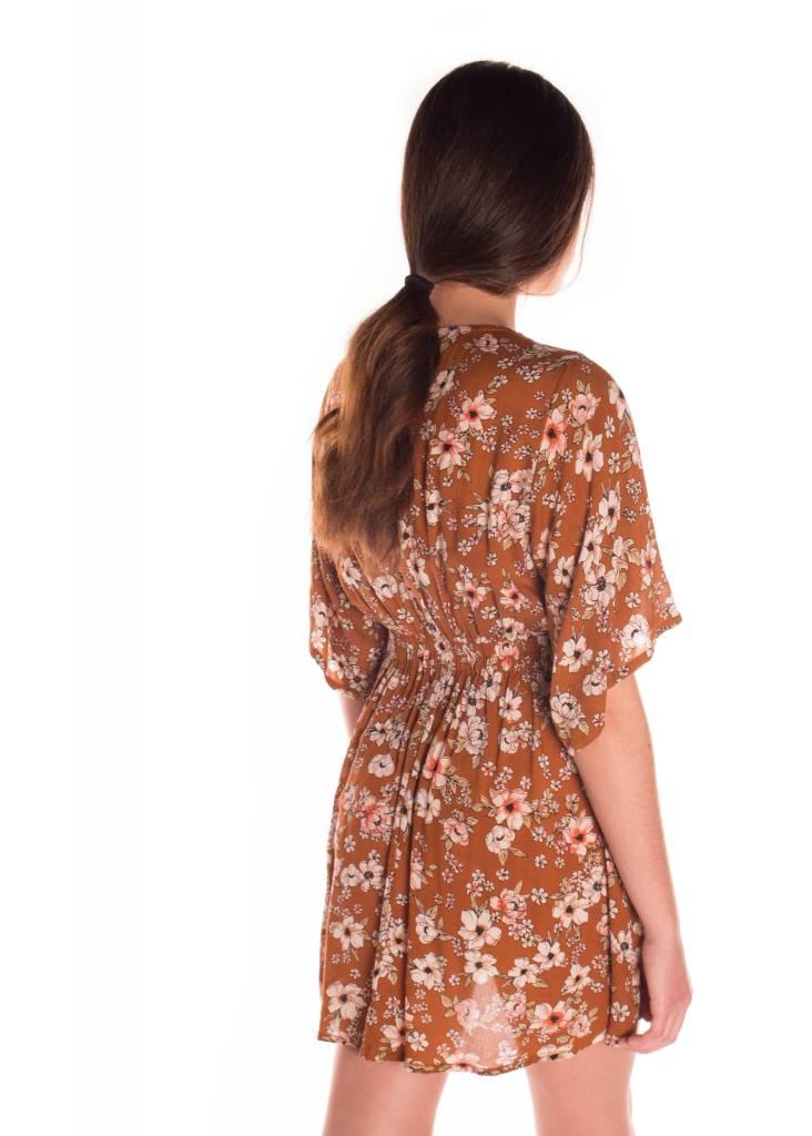 FAITHFULL VINCI DRESS