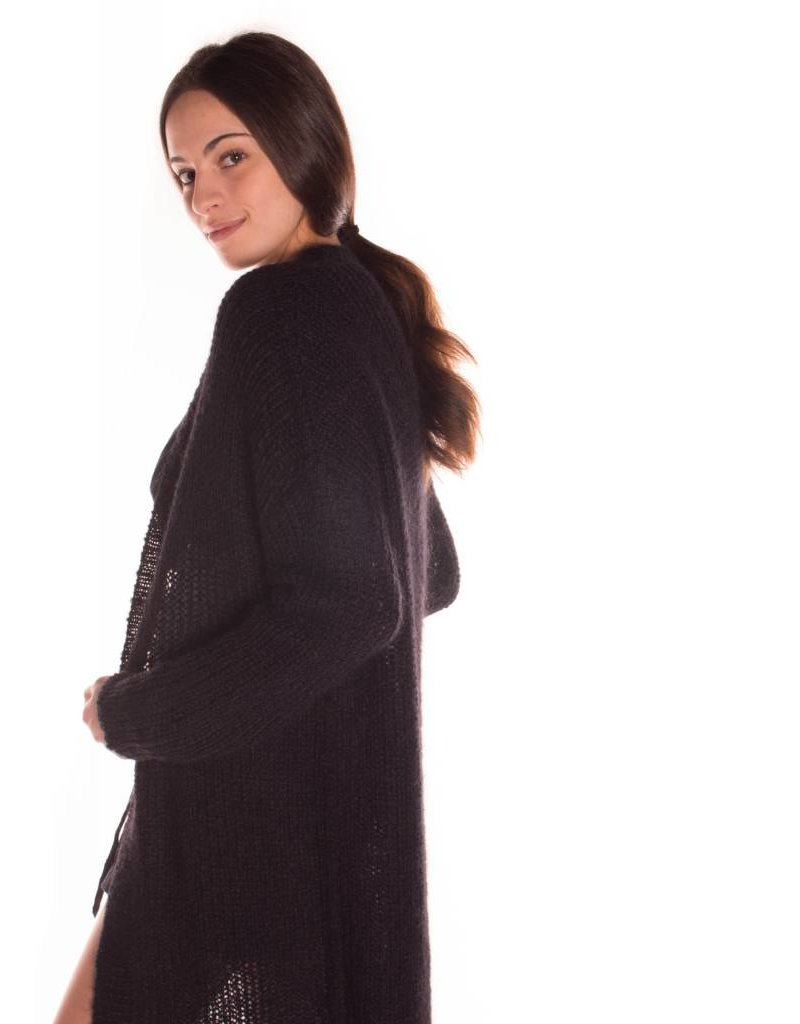 KAREN BY SIMONSEN SCOOT CARDIGAN