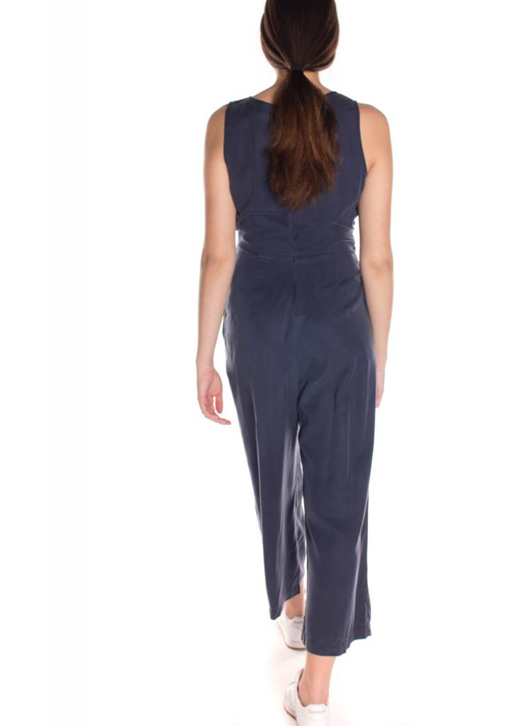 OVER DYED JUMPSUIT