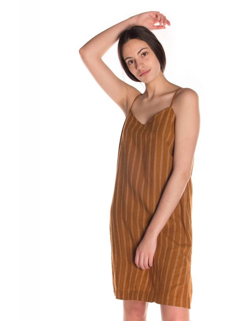 DOUBLE STRIPE DRESS