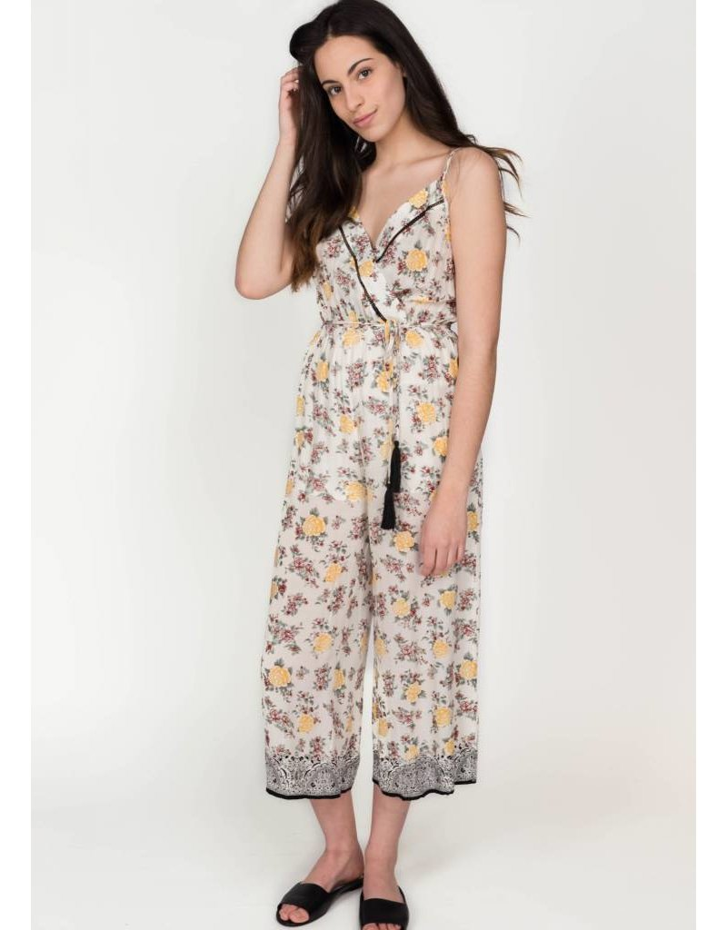 MOON RIVER JUMPSUIT FLORAL