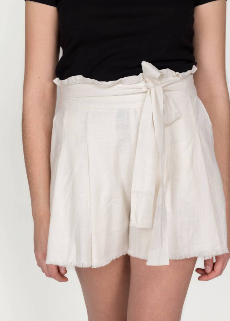 MOON RIVER PAPERBAG SHORTS