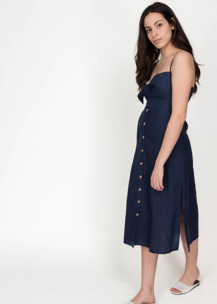 FAITHFULL CHARLOTTE MIDI DRESS