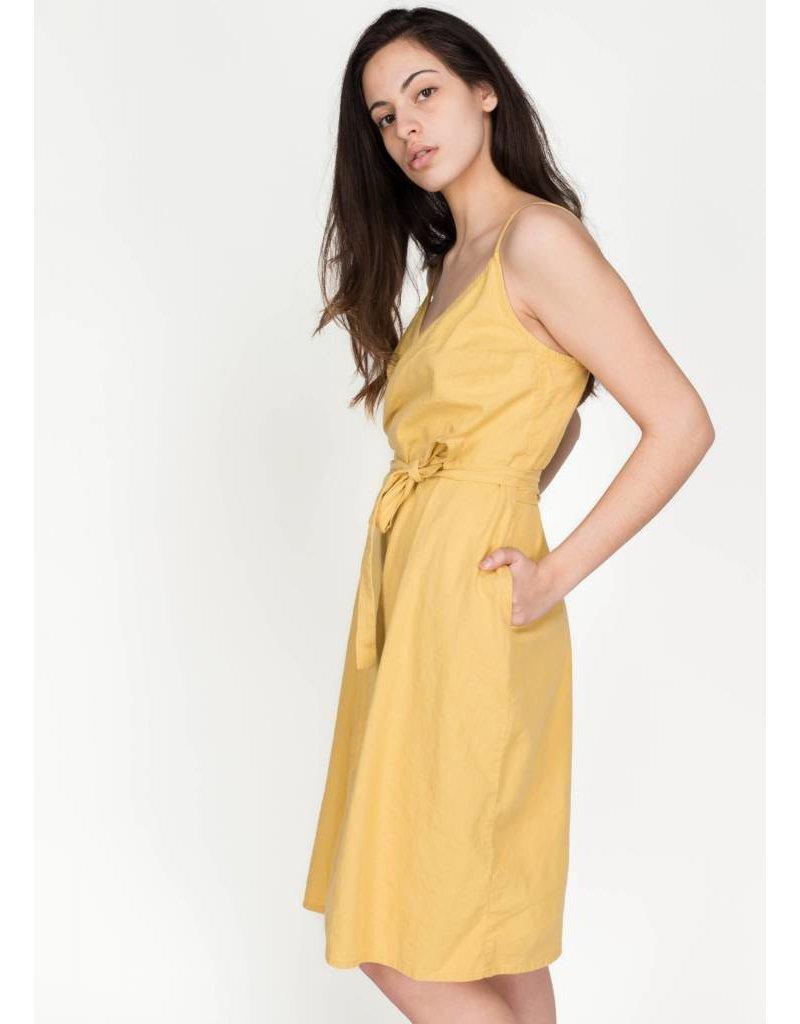 AMANDA MOSS BEE WRAP DRESS