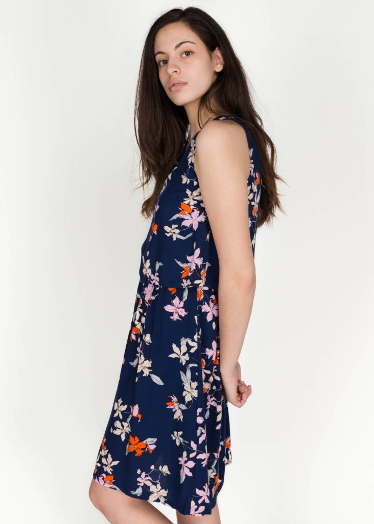 SOAKED IN LUXURY ASTER DRESS