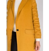 KAREN BY SIMONSEN ELGIN COAT CHAI TEA