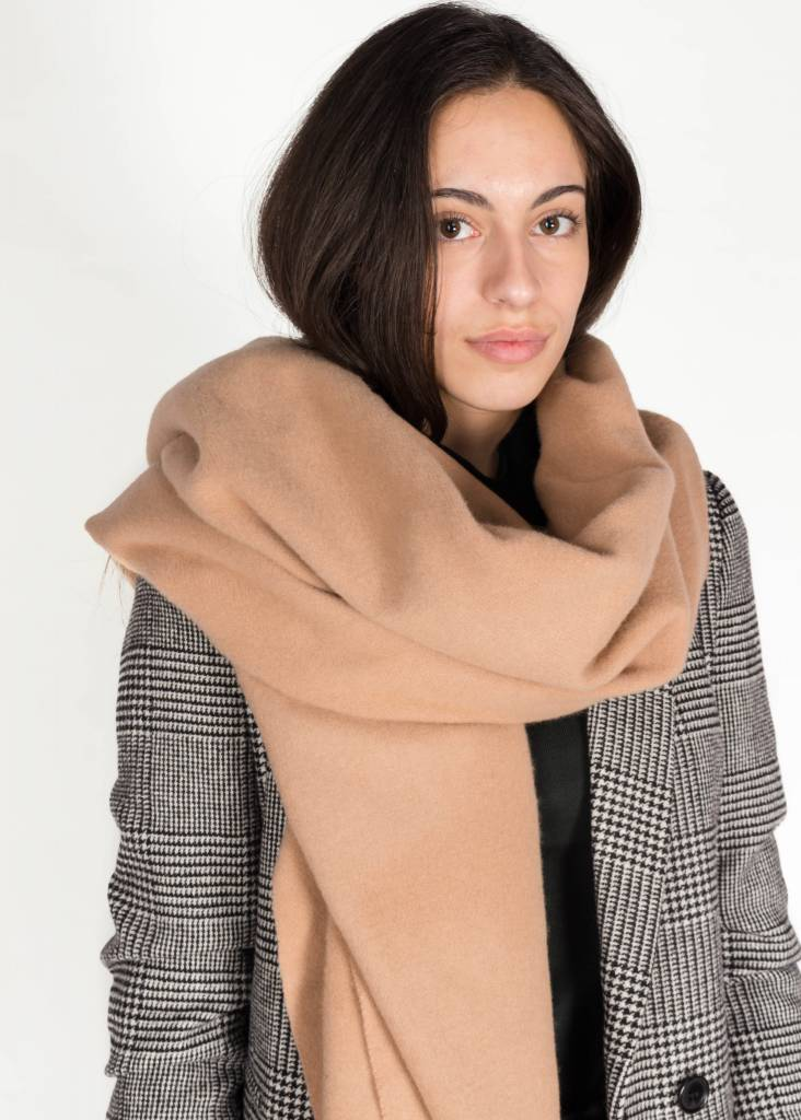 SCOTCH & SODA CLASSIC WOOL SCARF