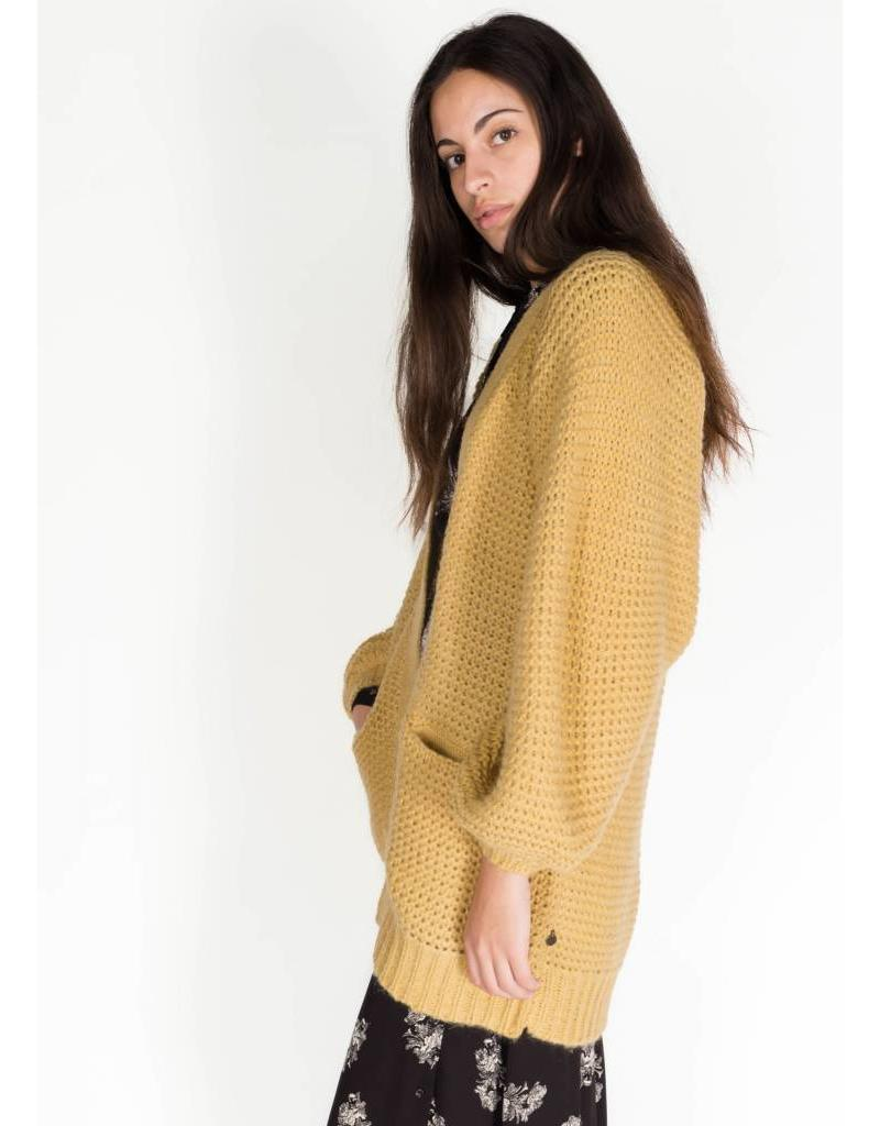 SCOTCH & SODA FLUFFY CARDIGAN
