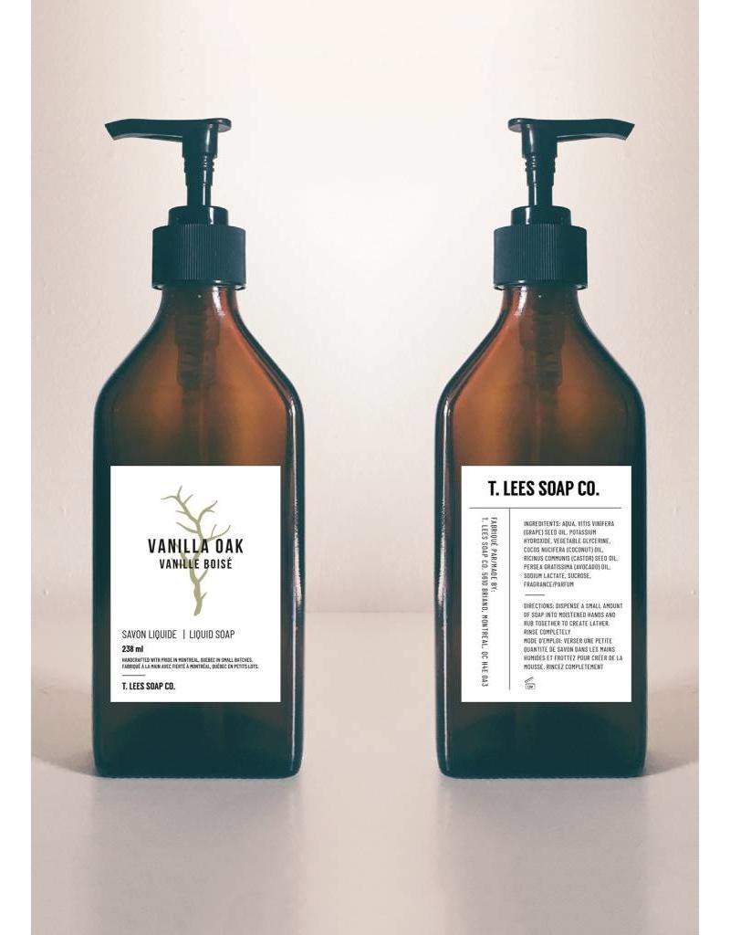 T.LEES LIQUID SOAP
