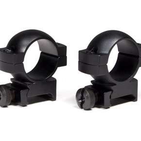 Vortex Optics Vortex Hunter Rings 1-Inch Low (set of 2)