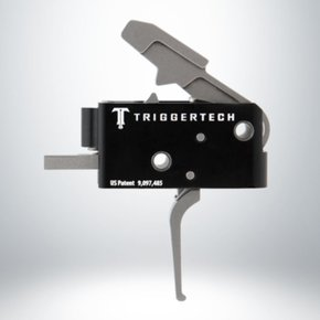 Trigger Tech Trigger Tech AR15 Flat Competitive AR Primary Trigger