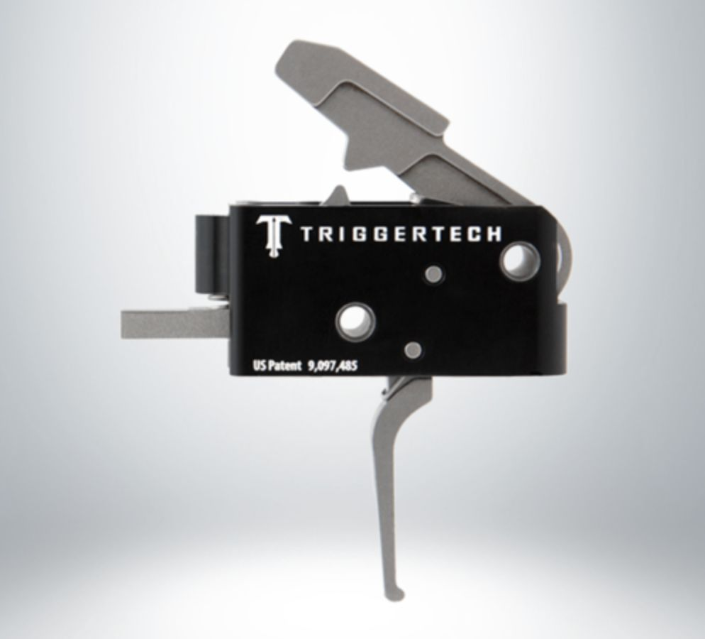 Trigger Tech Trigger Tech AR15 Flat Competitive AR Primary Trigger