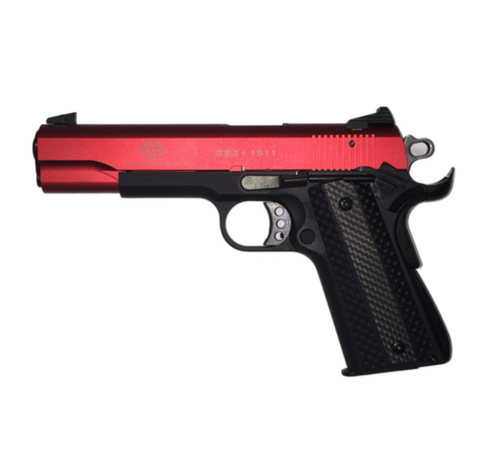 GSG GSG 1911 Bright Red Carbon
